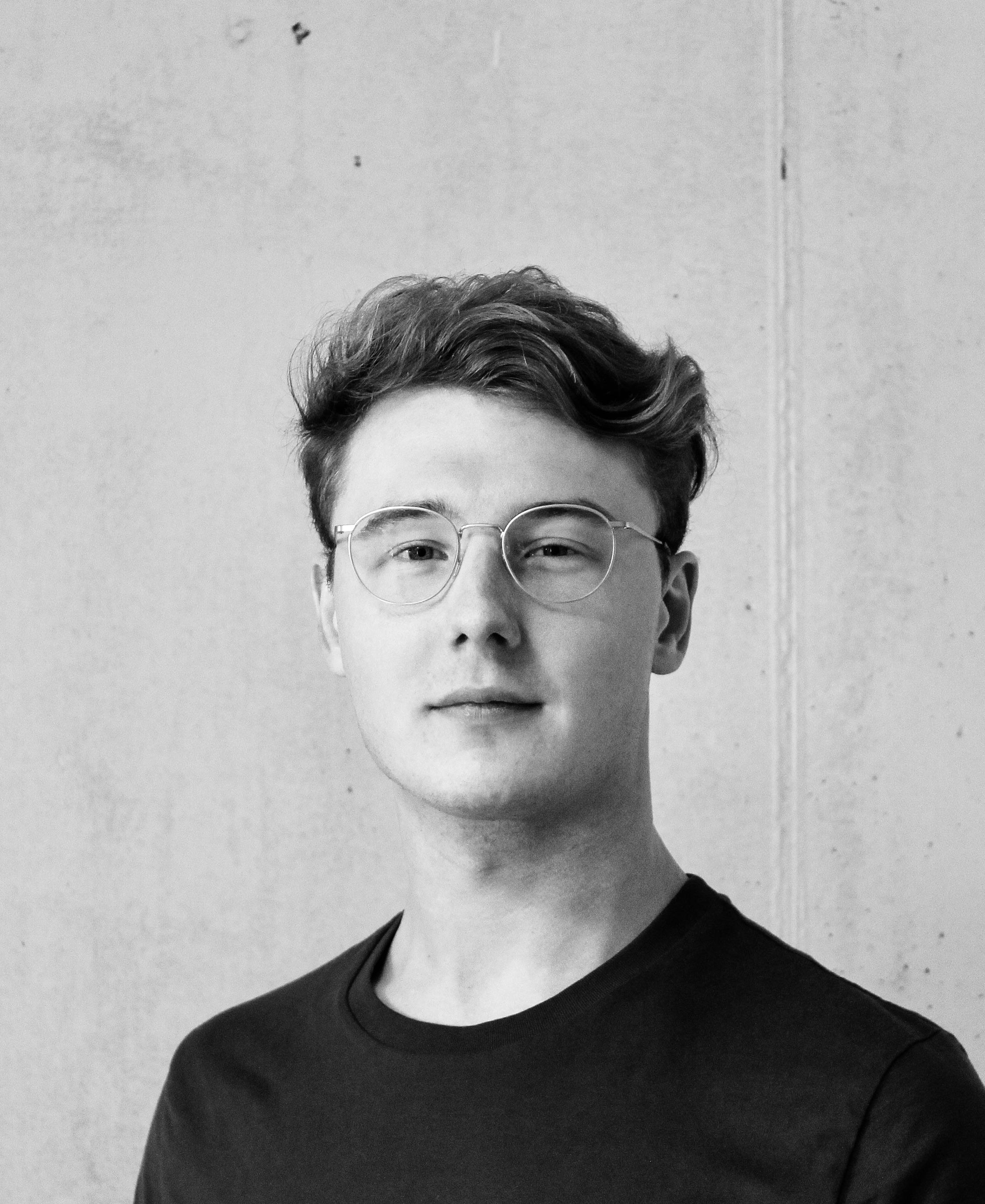 Dorian Schiffer Porträt