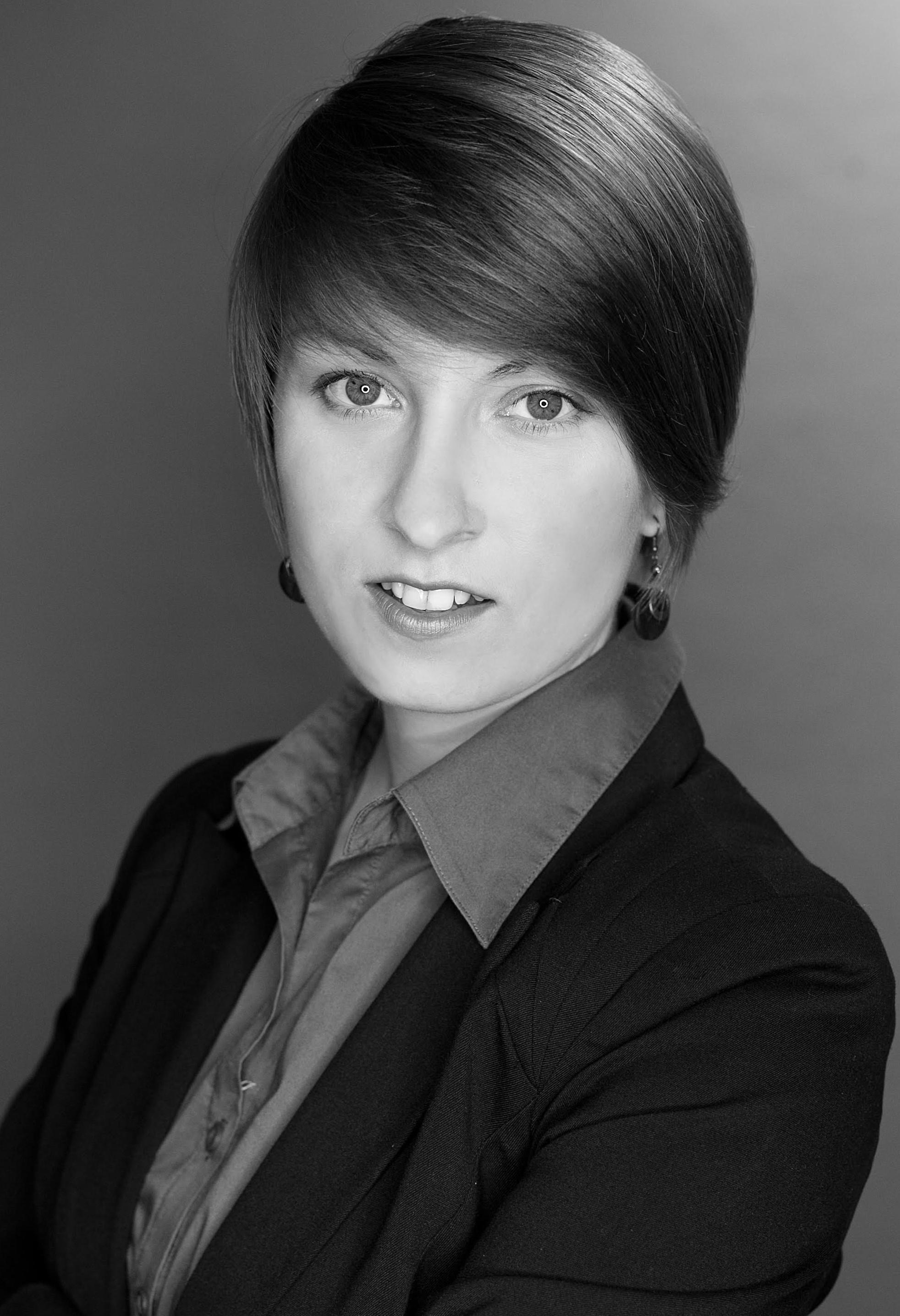 Sandra Fleck Porträt