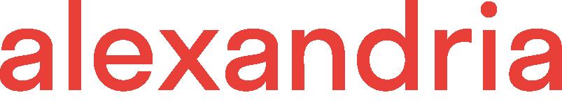 Logo alexandria