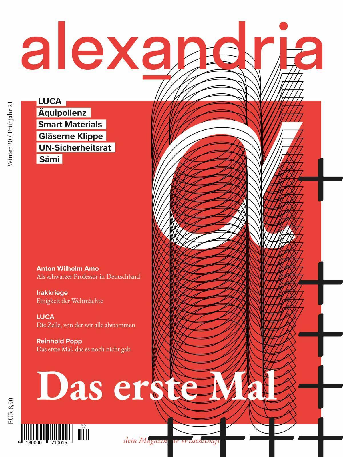 Magazin Das erste Mal + von alexandria