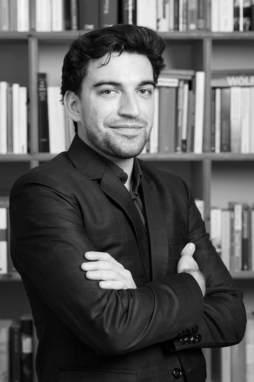 Sebastian Maurer Team alexandria